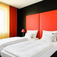 Отель Angelo By Vienna House Katowice 4* Стандартный номер с различными типами кроватей фото 5