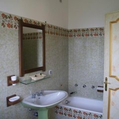 Отель Agriturismo Tenuta Quarto Santa Croce 5* Стандартный номер с двуспальной кроватью фото 3
