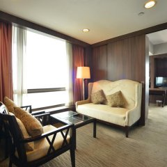 Peninsula Excelsior Hotel 4* Люкс с различными типами кроватей фото 2