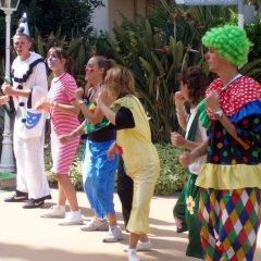 Отель Aparthotel Guitart Central Park Aqua Resort Испания, Льорет-де-Мар - отзывы, цены и фото номеров - забронировать отель Aparthotel Guitart Central Park Aqua Resort онлайн детские мероприятия