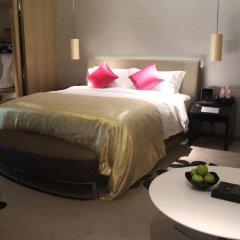 Wongtee V Hotel 5* Улучшенный люкс с различными типами кроватей фото 7