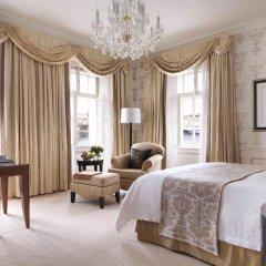 Four Seasons Hotel Prague 5* Люкс с различными типами кроватей фото 4