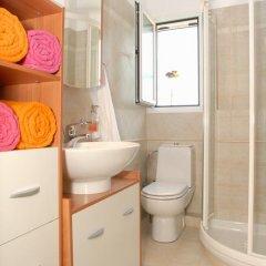Отель Villa Mare e Monti Греция, Корфу - отзывы, цены и фото номеров - забронировать отель Villa Mare e Monti онлайн ванная