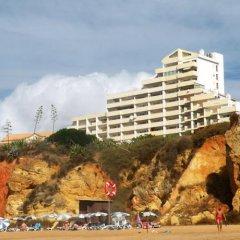 Отель Amazing Praia Da Rocha Seaview Португалия, Портимао - отзывы, цены и фото номеров - забронировать отель Amazing Praia Da Rocha Seaview онлайн спортивное сооружение