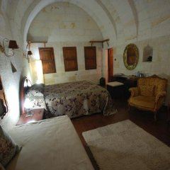 Отель Urgup Konak 3* Стандартный номер фото 4