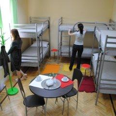 Домино Хостел Кровать в общем номере с двухъярусной кроватью фото 4
