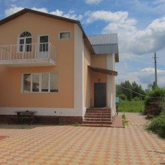 Гостевой Дом в Ясной Поляне Коттедж с различными типами кроватей фото 18