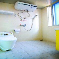 Отель Shuiyunjian Seaside Homestay Китай, Сямынь - отзывы, цены и фото номеров - забронировать отель Shuiyunjian Seaside Homestay онлайн ванная фото 2