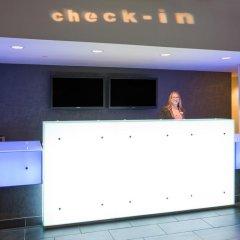Отель Crowne Plaza Bloomington Msp Airport / Moa Блумингтон сауна