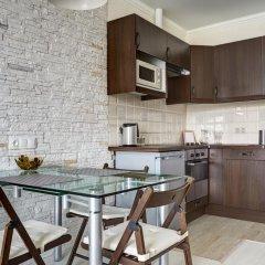 Апартаменты на Егорова Студия с различными типами кроватей фото 28
