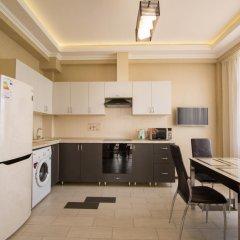 Апарт-Отель ML 3* Стандартный семейный номер с двуспальной кроватью фото 3