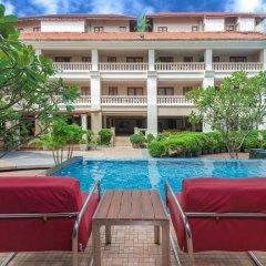 Отель Baan Laimai Beach Resort 4* Номер Делюкс разные типы кроватей фото 26