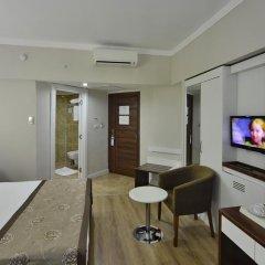Linda Resort Hotel 5* Стандартный номер с различными типами кроватей фото 3