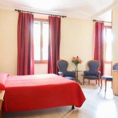 Hotel Basilea 3* Стандартный семейный номер с двуспальной кроватью фото 5