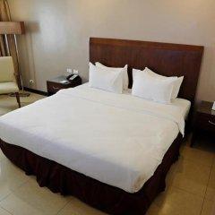 Mandarin Plaza Hotel 4* Номер Делюкс с различными типами кроватей фото 10