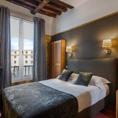 Отель Hôtel Saint Paul Rive Gauche 4* Стандартный номер с различными типами кроватей фото 3
