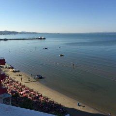 Отель Guesthouse Aliger пляж