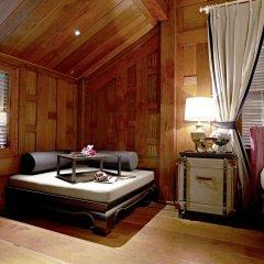 Отель Burasari Heritage Luang Prabang 4* Улучшенный номер с различными типами кроватей фото 4