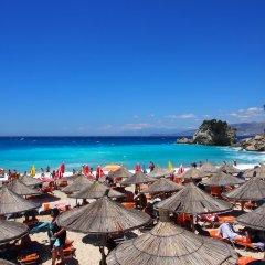 Отель Summer Dream Penthouse Албания, Саранда - отзывы, цены и фото номеров - забронировать отель Summer Dream Penthouse онлайн пляж