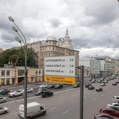 Апартаменты Sadovaya Apartment Москва парковка