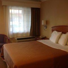 Отель Hyland Motel Van Nuys Лос-Анджелес комната для гостей фото 2