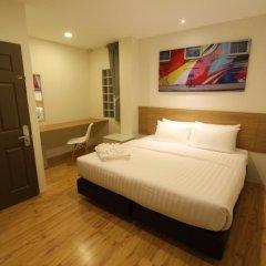 Отель Pula Residence Бангкок комната для гостей фото 16