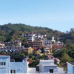 Green Harbor Patong Hotel балкон