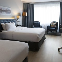 Отель Hilton Helsinki Strand 4* Стандартный номер с 2 отдельными кроватями фото 3