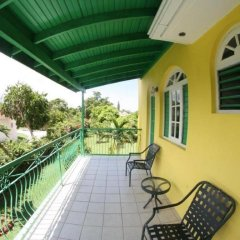 Отель Villa Sonate балкон