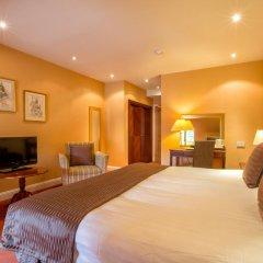 Sherbrooke Castle Hotel 4* Представительский номер с различными типами кроватей фото 2