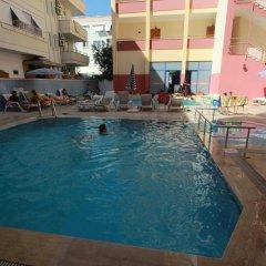 Отель Damlatas Elegant Аланья бассейн фото 2