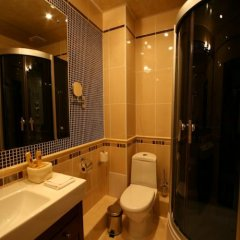 Отель Атлаза Сити Резиденс Екатеринбург ванная