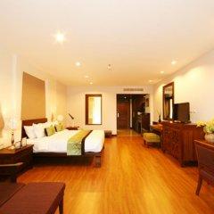 Отель The Heritage Pattaya Beach Resort 4* Номер Делюкс с различными типами кроватей фото 13