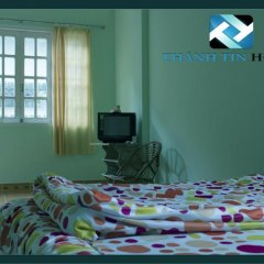 Отель Thanh Tin Guest House Стандартный номер фото 4