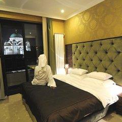 Crystal Hotel Belgrade 4* Номер Делюкс с 2 отдельными кроватями фото 2