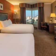 Отель Hilton Glasgow комната для гостей фото 5