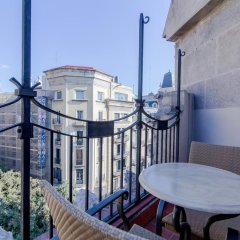 Hotel Barcelona Colonial балкон