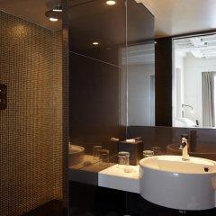 Отель Hôtel Opéra Richepanse 4* Стандартный номер с различными типами кроватей фото 12