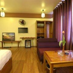 The Mountaineer Hotel 2* Номер Делюкс с различными типами кроватей фото 4