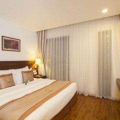 Authentic Hanoi Boutique Hotel 4* Номер Делюкс с двуспальной кроватью фото 12