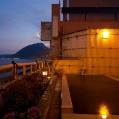 Umikaoru Yado Hotel New Matsumi Беппу приотельная территория фото 2