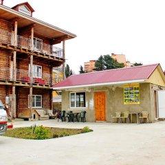 Гостиница Эко Дом вид на фасад фото 3