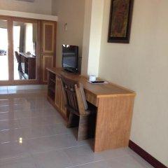 Отель Baan Tong Tong Pattaya 3* Стандартный номер с различными типами кроватей