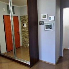 Отель Apartamenty Silver Premium Варшава сейф в номере