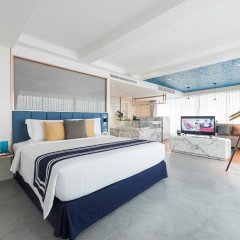 A-One The Royal Cruise Hotel Pattaya 4* Люкс с различными типами кроватей фото 12