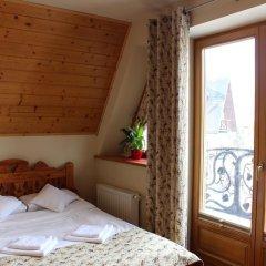 Отель Pensjonat Zakopianski Dwór 3* Стандартный номер с двуспальной кроватью фото 4
