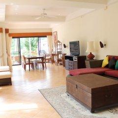 Отель Phuket Marbella Villa 4* Вилла с различными типами кроватей фото 35
