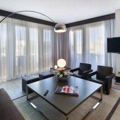 Отель NH Collection Milano President 5* Люкс с различными типами кроватей фото 14