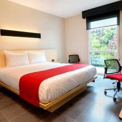 Отель City Express Plus Cali 3* Стандартный номер с различными типами кроватей