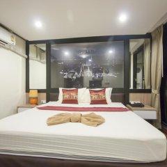 Отель Yasinee Guesthouse Бангкок комната для гостей фото 4